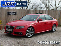Audi A4 by JRR Cars Ltd, Longton, Preston, Lancashire