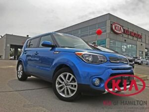 2018 Kia Soul EX | Beautiful Colour | Flawless