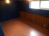 Bedroom on 40 acre Ranch 6 min. east of Sherwood Park on Wye