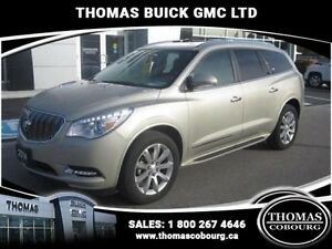 2014 Buick Enclave Leather  - Certified - Bluetooth -  Leather S