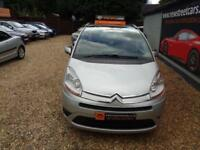 CITROEN C4 PICASSO 1.6 GRAND VTR 16V PLUS, Silver, Manual, Petrol, 2008