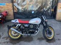 Mash Dirt track 125cc 2 year warranty flat tracker enduro styling