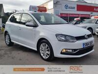 VOLKSWAGEN POLO SE, White, Manual, Petrol, 2014