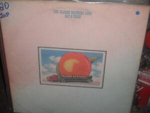 The Allman Brothers Band – Eat A Peach  2cp 0102 x2LP