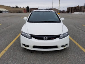 2011 Honda Civic Si – JAMAIS ACCIDENTÉ – 114,000 KM