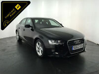 2012 62 AUDI A4 SE TDI DIESEL 1 OWNER SERVICE HISTORY FINANCE PX WELCOME