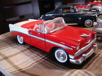 Chevrolet Belair 1956 diecast 1/18 die cast