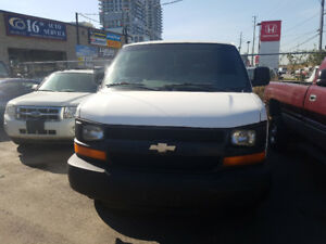 2008 chevy express