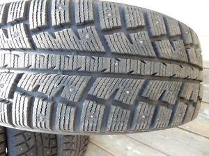 Winter tires 225/55R18 Imperial Eco North Suv