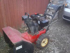 Snowblower's for Sale + Service and Repairs Stratford Kitchener Area image 9