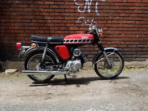 Recherche Yamaha Le Québécois FS1 49cc