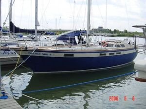 Corbin 39 Sailboat For Sale