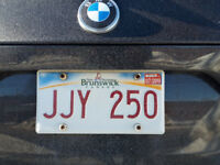LOST MY LICENCE PLATE LAST SUNDAY-MONDAY I'D APPRECIATE ANY HELP