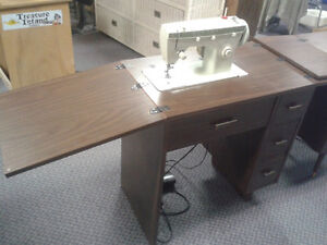 Sewing Machines and Tables $40 at The Meetinghouse!