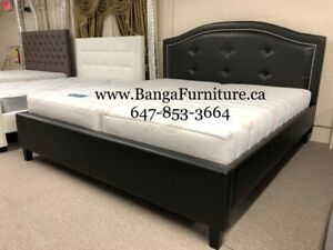 DIRECT CANADIAN BED FRAME AND MATTRESS FACTORY OUTLET!