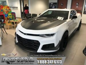 2018 Chevrolet Camaro ZL1  1LE EXTREME TRACK PACKAGE