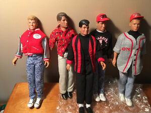 NKOTB Collectable Dolls