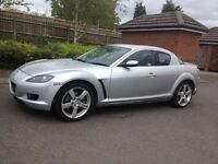 Mazda rx8 breaking all parts available