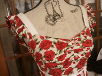 Red Rose Dress Katie's