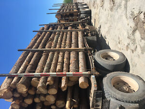 Log truck must sell