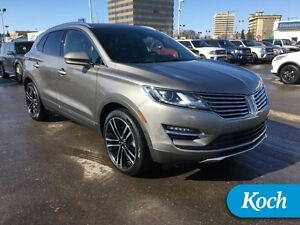 2017 Lincoln MKC Reserve   - Certified