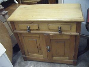Washstand, Cabinets and more