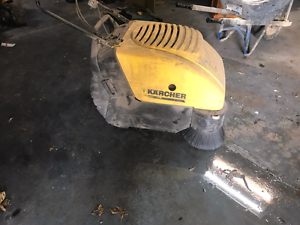 Karcher sweeper petrol self propelled Henley Brook Swan Area Preview