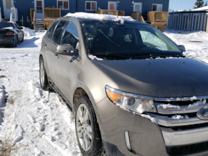 2013 Ford Edge Limited eco boost