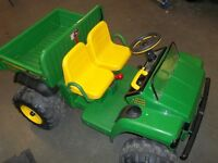 John Deere Gator Ride On