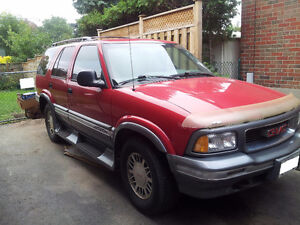 1995 GMC Jimmy SUV, Crossover