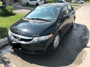 2010 Honda Civic DX-G Sedan