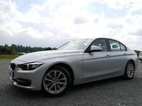 2013 63 BMW 3 SERIES 1.6 316I SPORT 4D AUTO 135 BHP