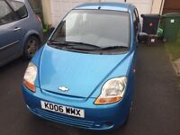 Chevrolet Matiz, automatic, 17K ONLY with FSH