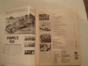 Model Car Science Magazine Volume, 7 Number 9 September 1969. Sarnia Sarnia Area image 2