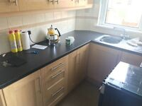 Full kitchen units and sink