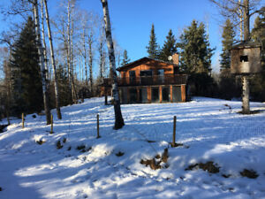 Beautiful treed acreage for rent 3 miles from SHERWOOD PARK