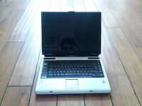 Toshiba Satellite A100 for parts only - not working