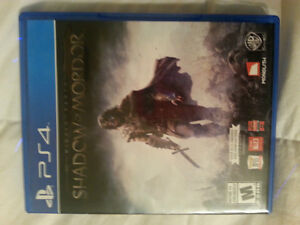 Shadow of Mordor - Amazing condition - no scratches!