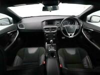 2017 Volvo V40 T2 [122] R DESIGN 5dr Geartronic HATCHBACK Petrol Automatic