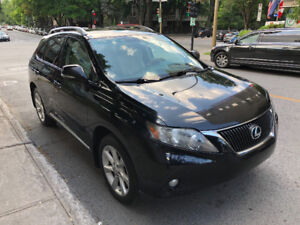 2010 LEXUS RX 350 TOURING PACKAGE AWD