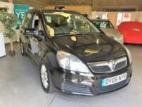 2006 06 Vauxhall Zafira Club 7 Seater Air Con