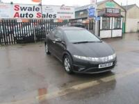 2006 HONDA CIVIC 1.8 SE I-VTEC 5 DOOR 139 BHP