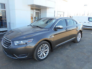 Brand New 2016 Ford Taurus Limited - Includes 2 yrs Maintenance