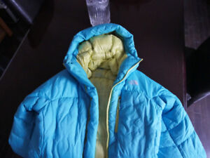 North Face Winter Down Filled Jacket Womens Small