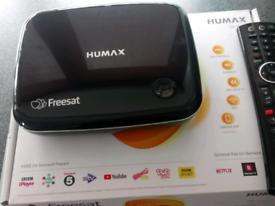 Humax freesat   TV Reception & Set-Top Boxes For Sale - Gumtree