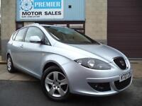 2007 SEAT ALTEA XL 1.9 TDI STYLANCE, REAR PARKING SENSORS, CRUISE CONTROL +