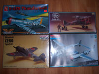 ***VINTAGE FACTORY SEALED MODEL PLANES CHEAP $50 ***