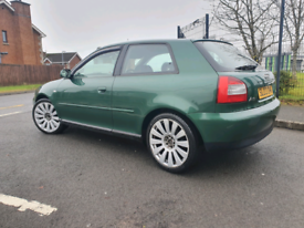 Audi a3 1.8 Cheap to insure not golf bora a4 passat polo