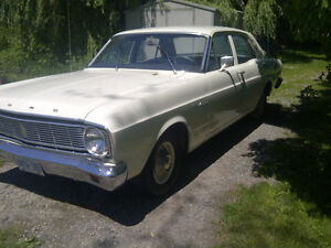 1966 Ford Falcon 4-door (RARE)
