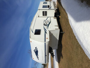 2003 Cougar Fifth-wheel